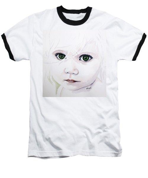 Longing Eyes Baseball T-Shirt