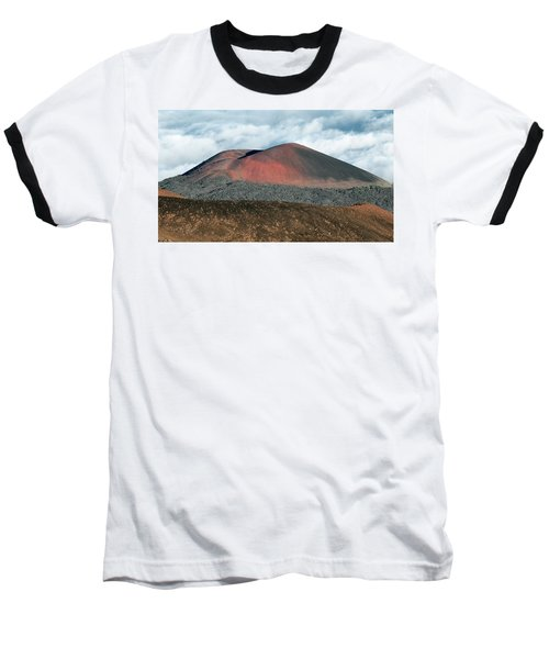 Baseball T-Shirt featuring the photograph Looking Down by Jim Thompson