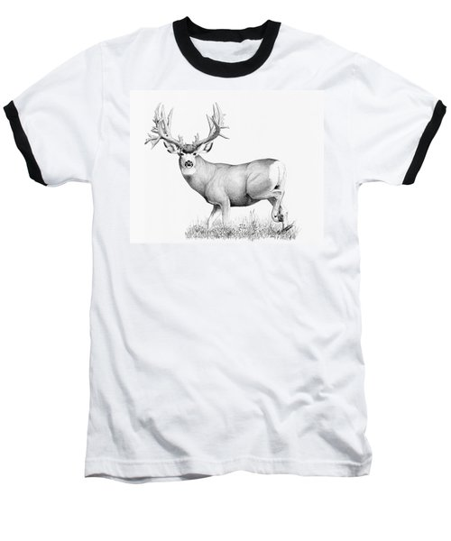 Lopez Buck Baseball T-Shirt