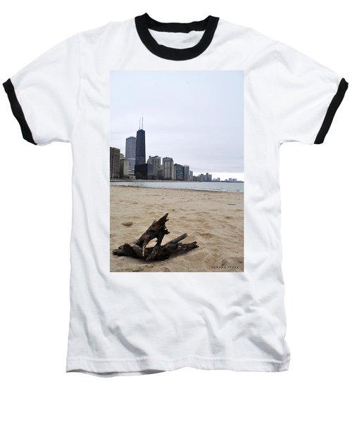 Love Chicago Baseball T-Shirt by Verana Stark