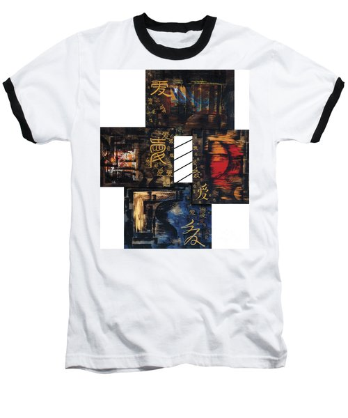 Love Four Seasons Baseball T-Shirt