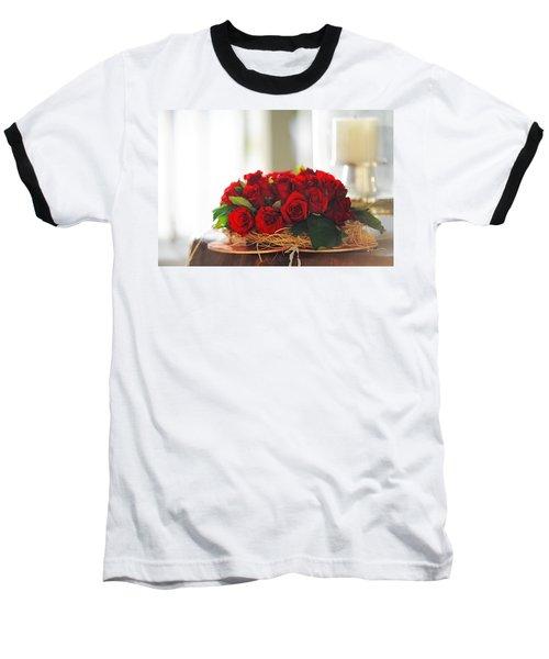 Love Message Baseball T-Shirt