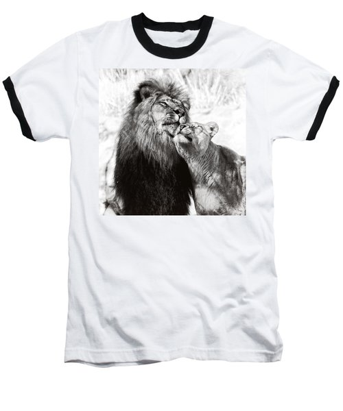 Love Ya You Big Lug Baseball T-Shirt