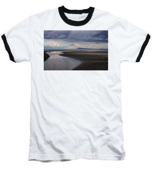 Tidal Design Baseball T-Shirt
