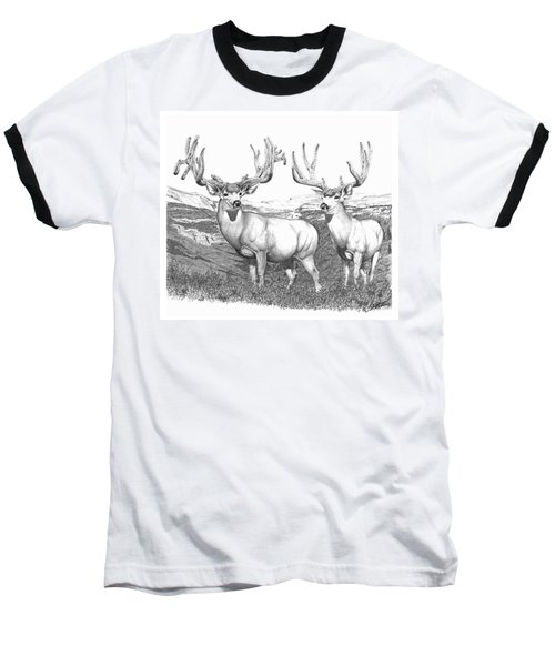 Lowe Buck Baseball T-Shirt