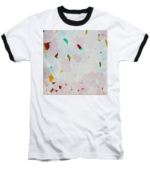 Baseball T-Shirt featuring the painting Lucent Entanglement C2013 by Paul Ashby