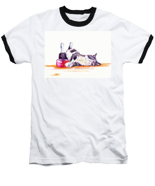 Lunch Break Baseball T-Shirt