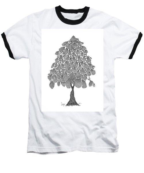 Lungs Baseball T-Shirt