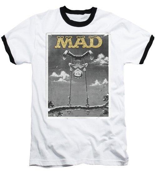 Mad - Swinger Baseball T-Shirt