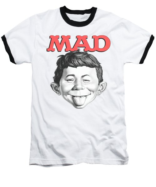Mad - U Mad Baseball T-Shirt
