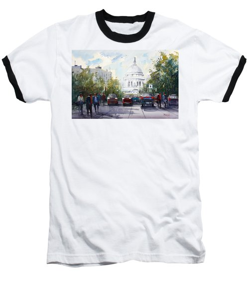 Madison - Capitol Baseball T-Shirt