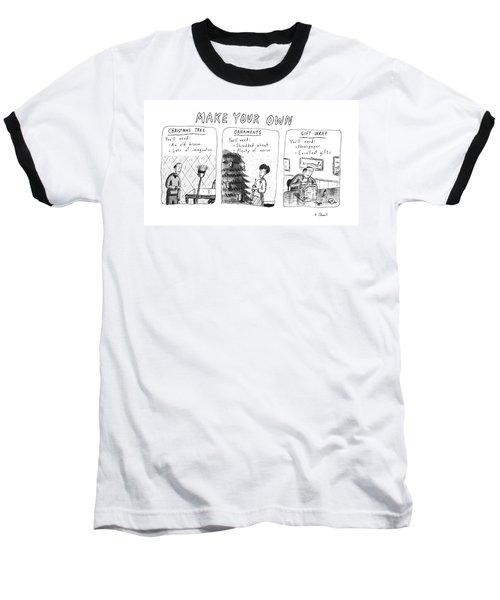 Make Your Own Baseball T-Shirt
