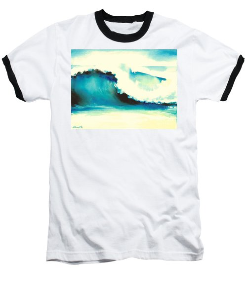 Makena Maui Baseball T-Shirt