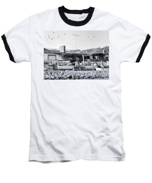 Malibu Beach House - 1960 Baseball T-Shirt