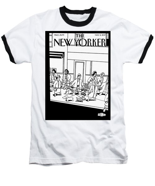 Man's Best Friend Baseball T-Shirt