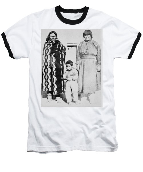 Baseball T-Shirt featuring the photograph Maria Martinez (1887-1980) by Granger