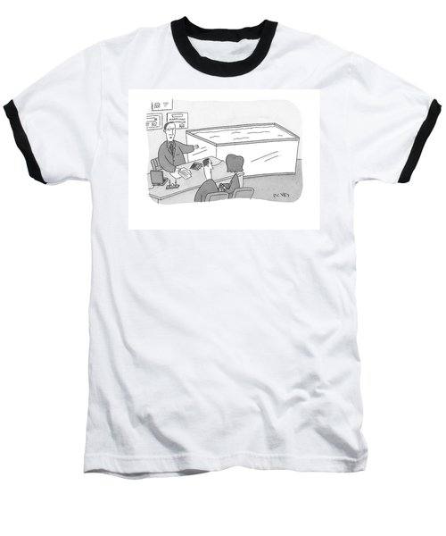 Marriage Counselor Baseball T-Shirt