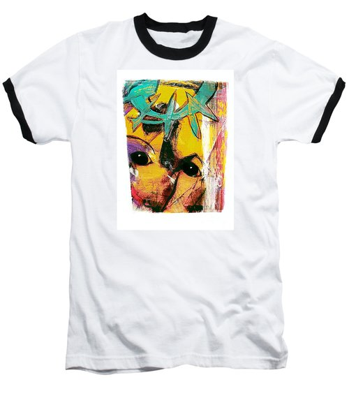 Mask Baseball T-Shirt