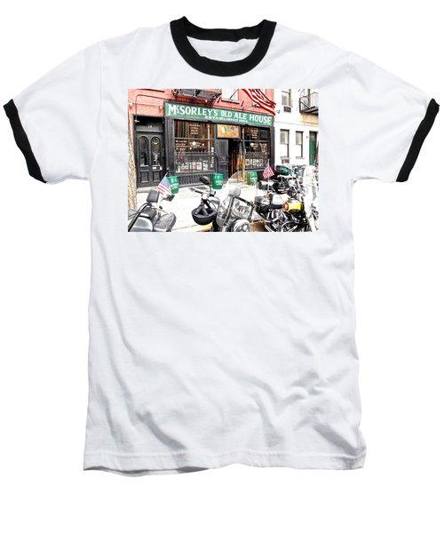 Mcsorley's Old Ale House Baseball T-Shirt