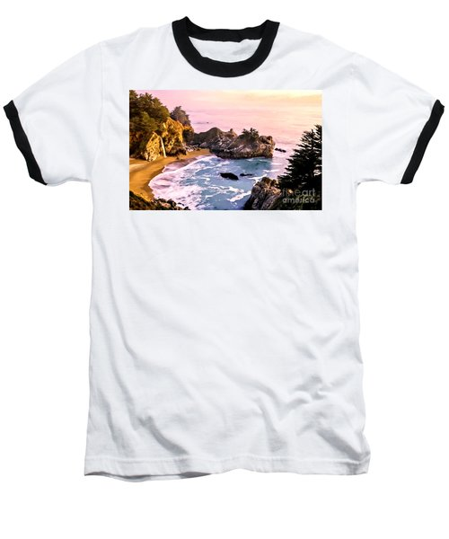 Mcway Falls Pacific Coast Baseball T-Shirt