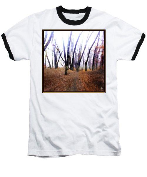 Meditation On Fear Baseball T-Shirt
