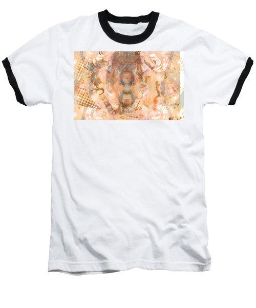 Melting Mer Tribe Baseball T-Shirt by Deprise Brescia