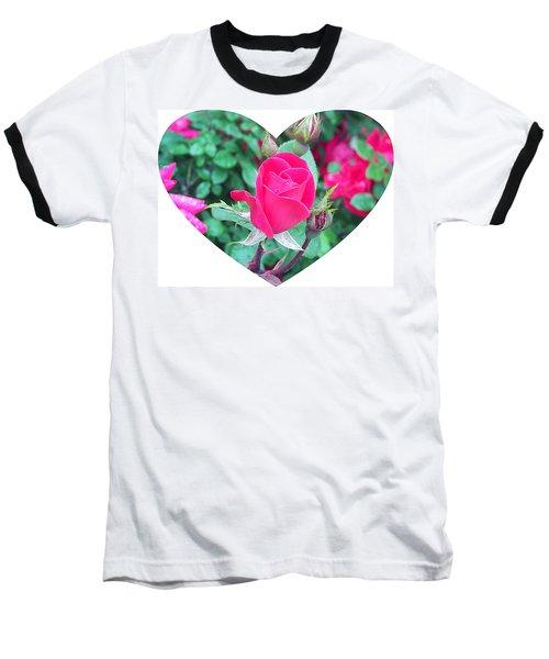 Memory Of A Mother's Love  Baseball T-Shirt by Pamela Hyde Wilson