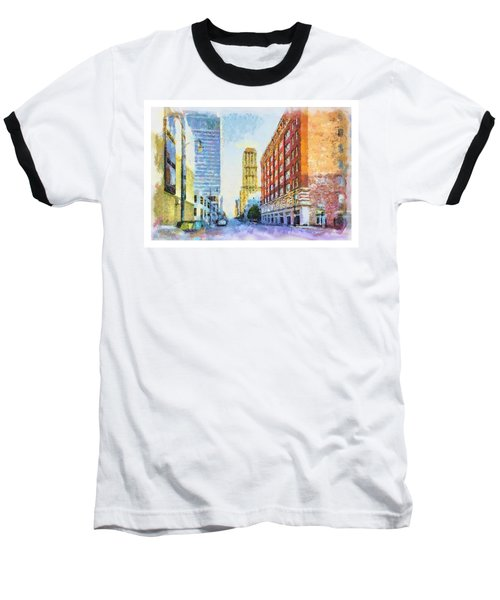 Memphis City Street Baseball T-Shirt