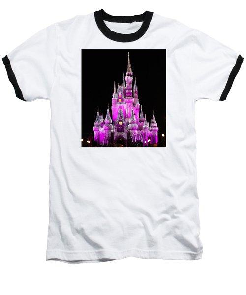 Midnight View Baseball T-Shirt