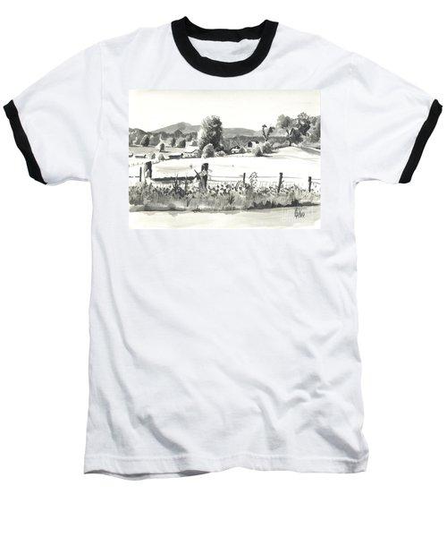 Midsummer View Out Route Jj   No I101 Baseball T-Shirt