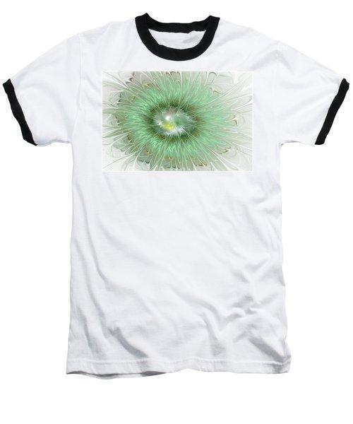 Mint Green Baseball T-Shirt