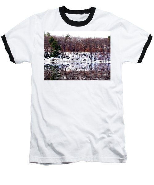 Mirror Baseball T-Shirt