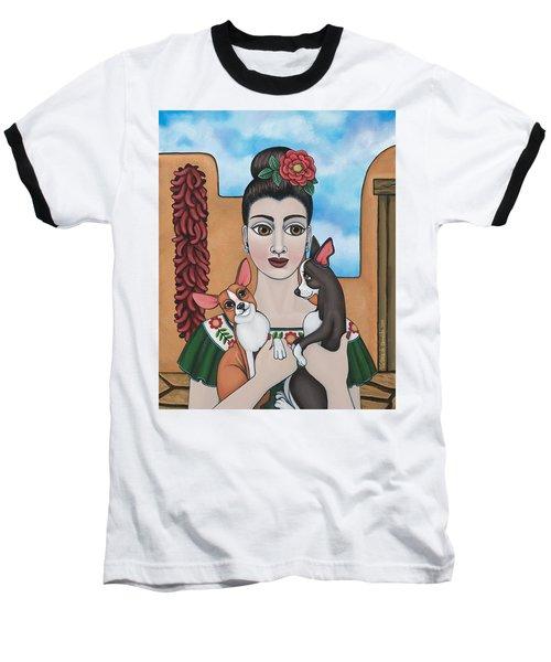 Mis Carinos Baseball T-Shirt