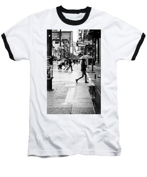 Missed Coffee Baseball T-Shirt