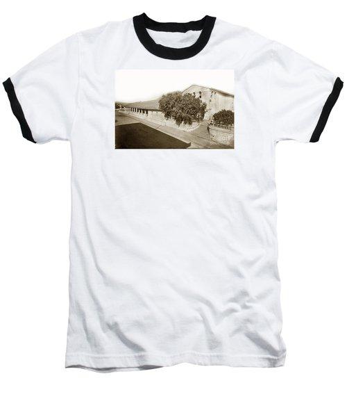 Mission San Luis Obispo De Tolosa California 1880  Baseball T-Shirt