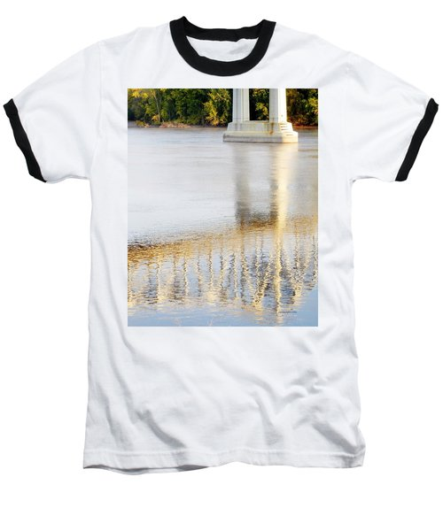 Mississippi Reflection Baseball T-Shirt