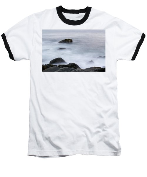 Misty Rocks Baseball T-Shirt