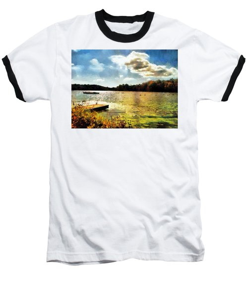Mohegan Lake Gold Baseball T-Shirt