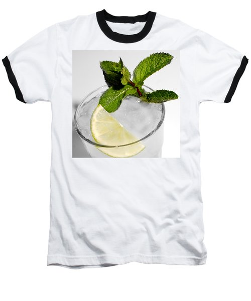 Mojito Detail Baseball T-Shirt