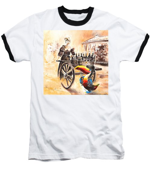 Molly Malone Baseball T-Shirt