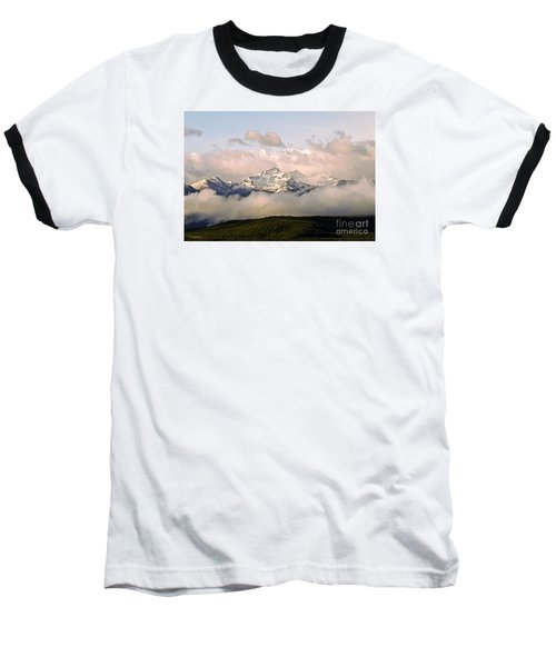 Montana Mountain Baseball T-Shirt