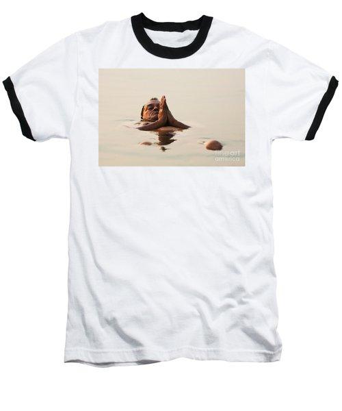 Morning Prayer Baseball T-Shirt
