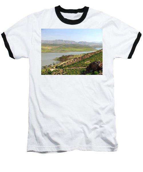 Moroccan Countryside 1 Baseball T-Shirt