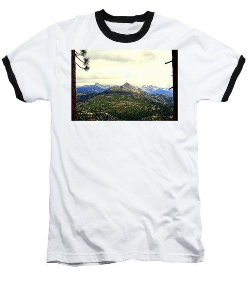 Mount Starr King Baseball T-Shirt