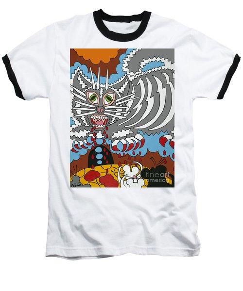 Mouse Dream Baseball T-Shirt
