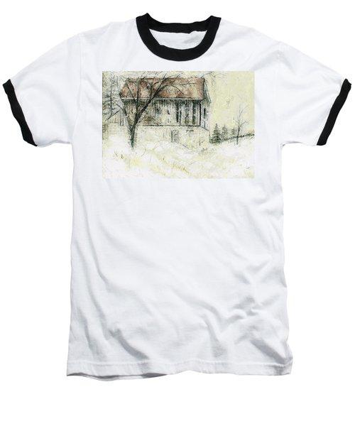 Caledon Barn Baseball T-Shirt