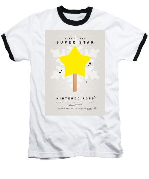 My Nintendo Ice Pop - Super Star Baseball T-Shirt