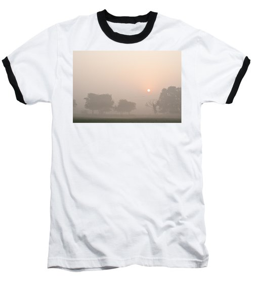 Baseball T-Shirt featuring the photograph Mystic Landscape by Lana Enderle