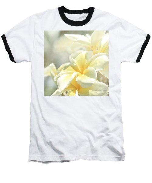 Na Lei Pua Melia Aloha E Ko Lele Baseball T-Shirt
