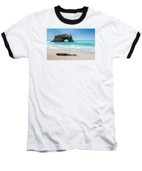 Natural Bridges Baseball T-Shirt by Tassanee Angiolillo
